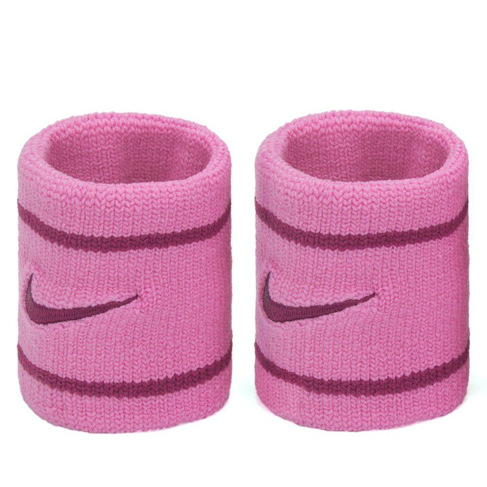Munhequeira Nike Pequena Dri-Fit Rosa