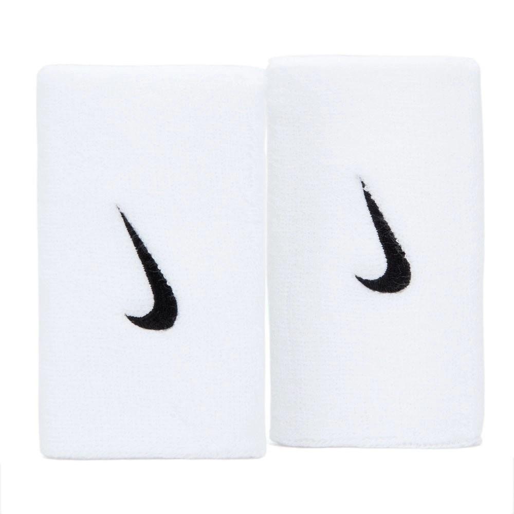 Munhequeira Nike Swoosh Longa Com 02 Unidades