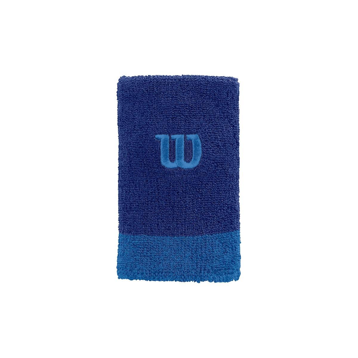 Munhequeira Wilson Grande Marinho e Azul Com 02 Unidades