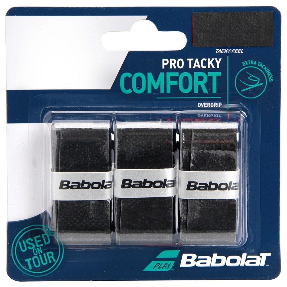 Overgrip Babolat Pro Tacky Comfort Com 03 Unidades