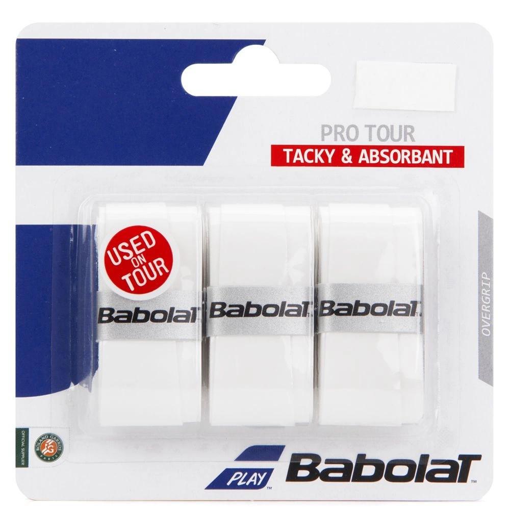 Overgrip Babolat Pro Tour Com 03 Unidades