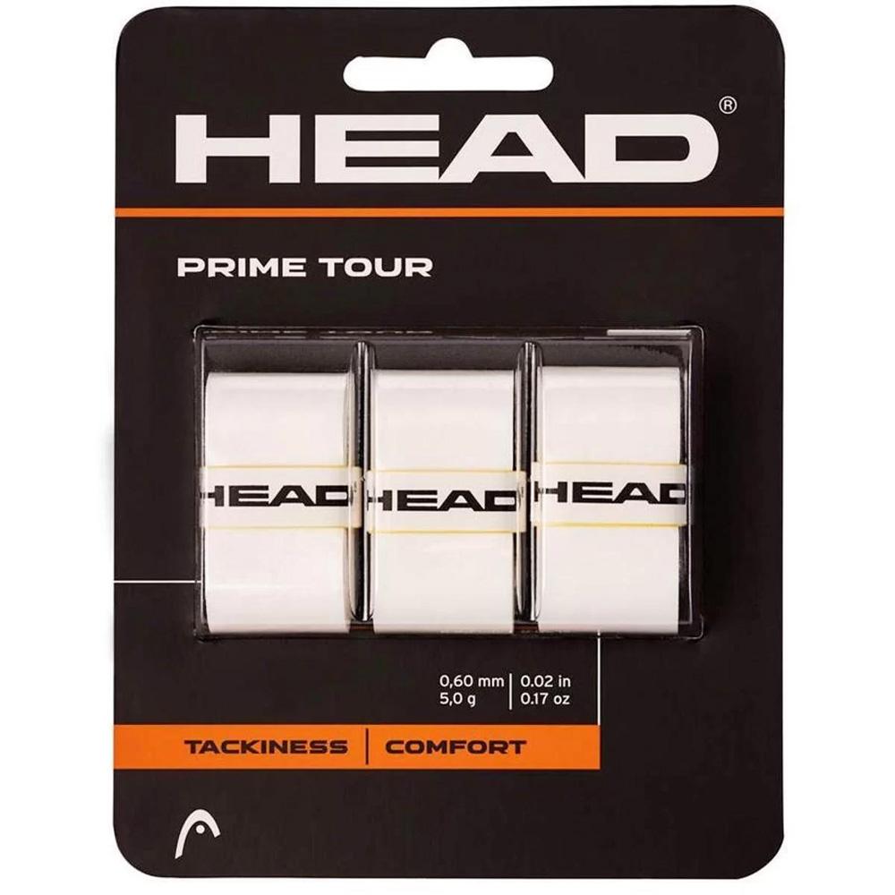 Overgrip Head Prime Tour Com 03 Unidades