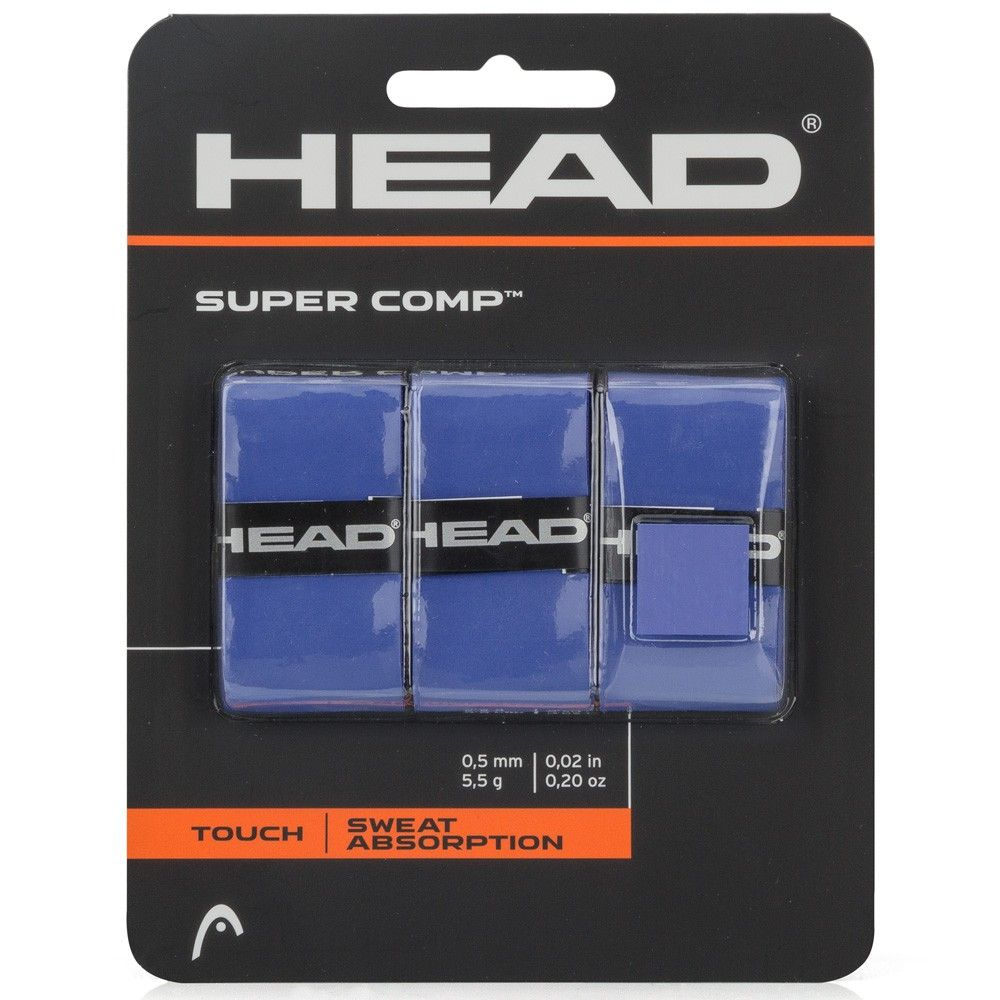 Overgrip Head Super Comp Azul
