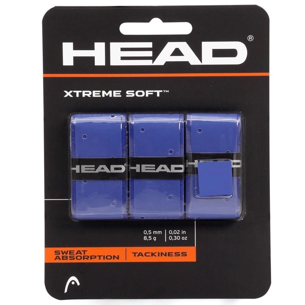 Overgrip Head Xtreme Soft Com 03 Unidades