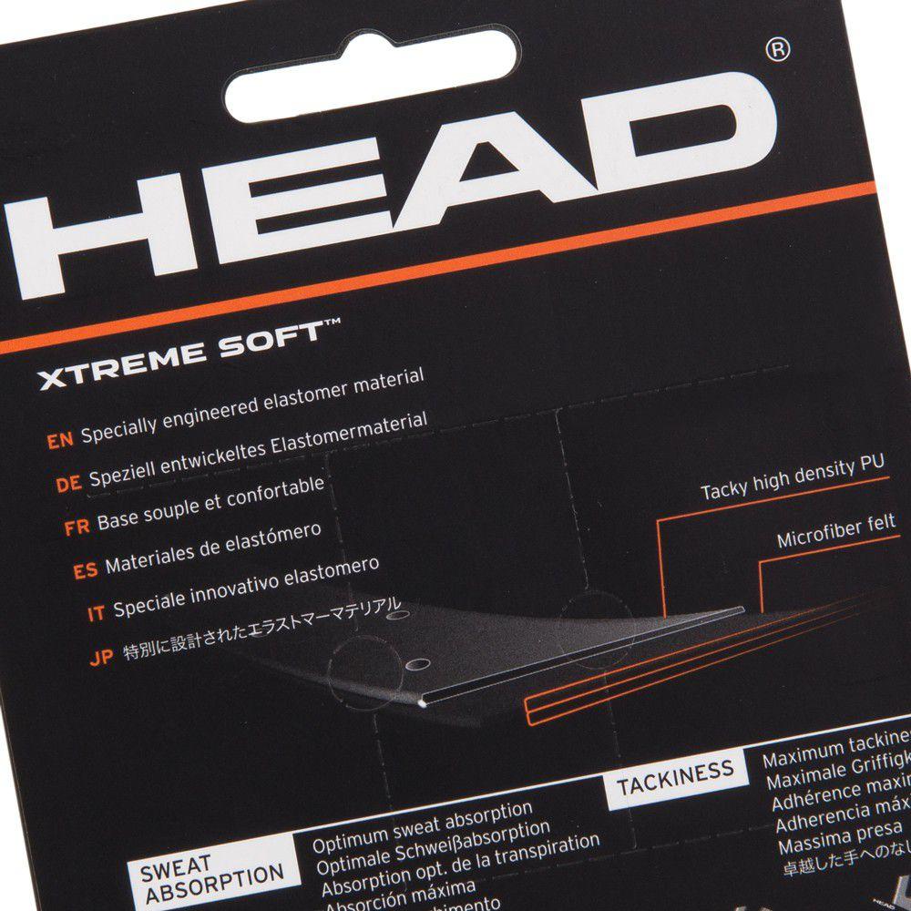 Overgrip Head Xtreme Soft Rosa Com 03 Unidades