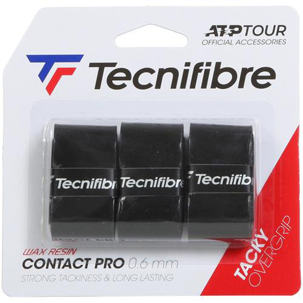 Overgrip Tecnifibre Contact Pro Com 03 Unidades