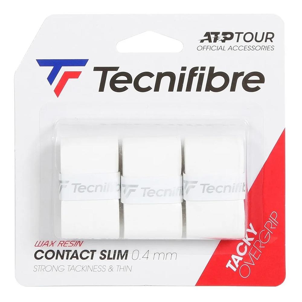 Overgrip Tecnifibre Contact Slim Com 03 Unidades