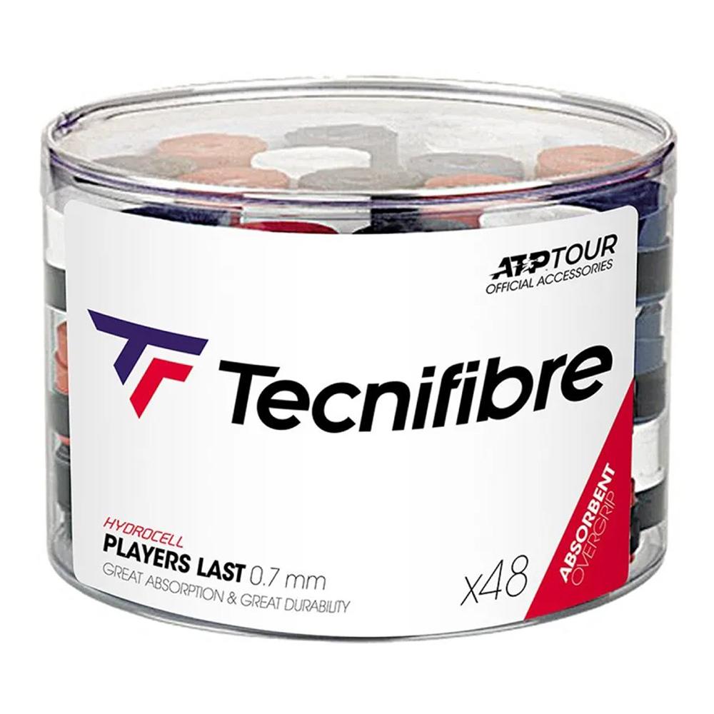 Overgrip Tecnifibre Players Last Pote Com 48 Unidades