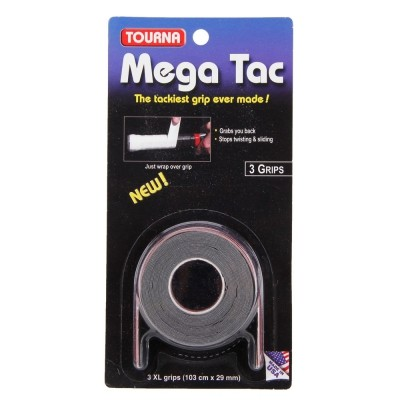 Overgrip Unique Tourna Mega Tac Chumbo Com 03 unidades