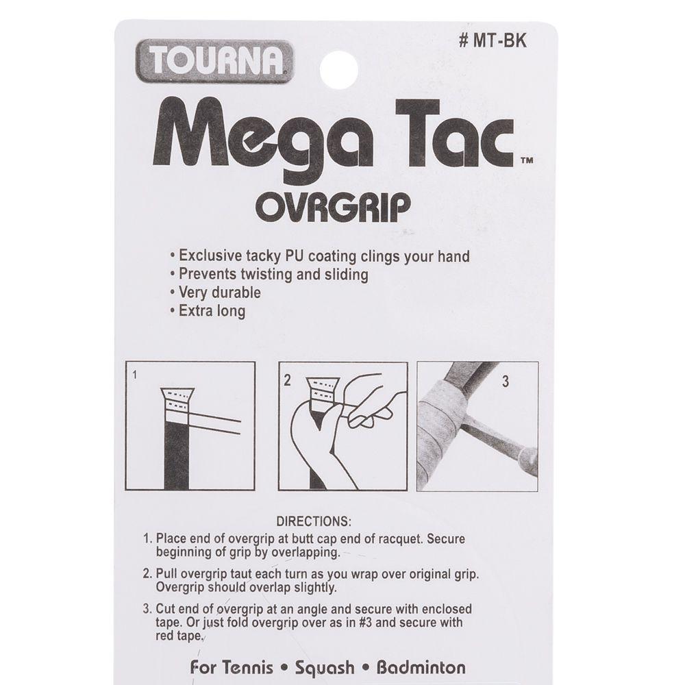 Overgrip Unique Tourna Mega Tac Com 03 Unidades
