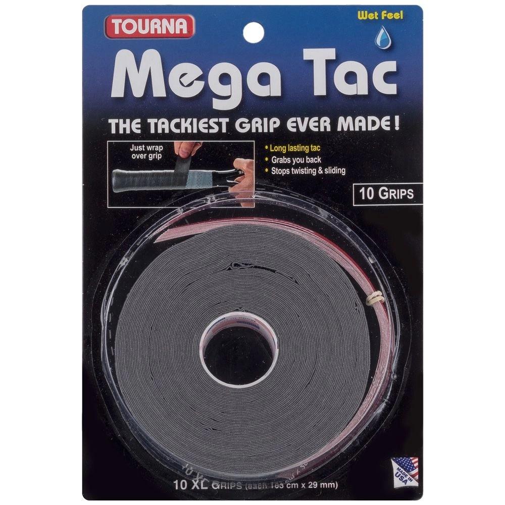 Overgrip Unique Tourna Mega Tac Com 10 Unidades