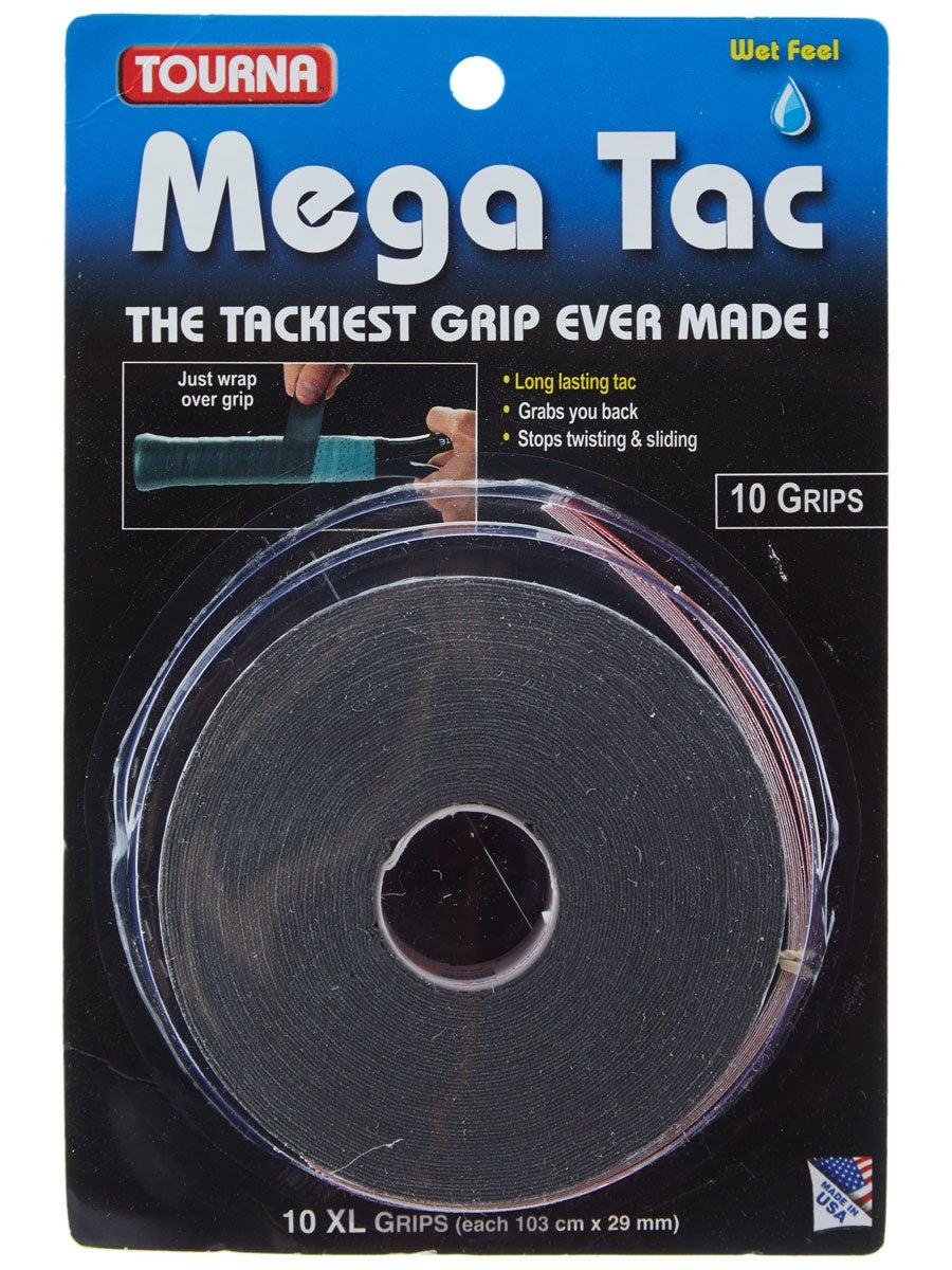 Overgrip Unique Tourna Mega Tac Rolo Com 10 Unidades