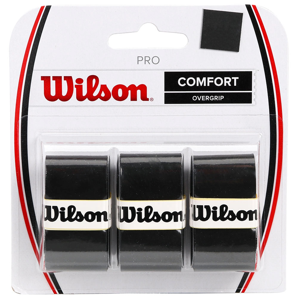 Overgrip Wilson Pro Comfort Com 03 Unidades