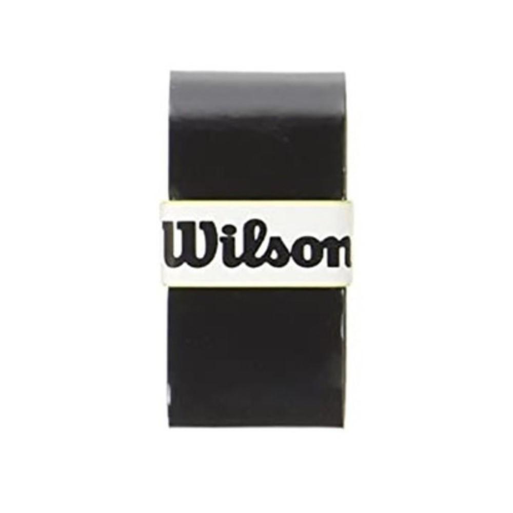 Overgrip Wilson Pro Preto Com 01 Unidade