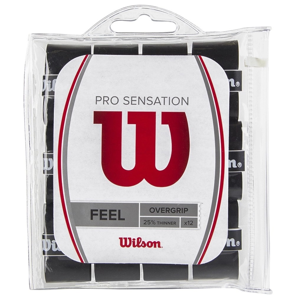 Overgrip Wilson Pro Sensation Com 12 Unidades