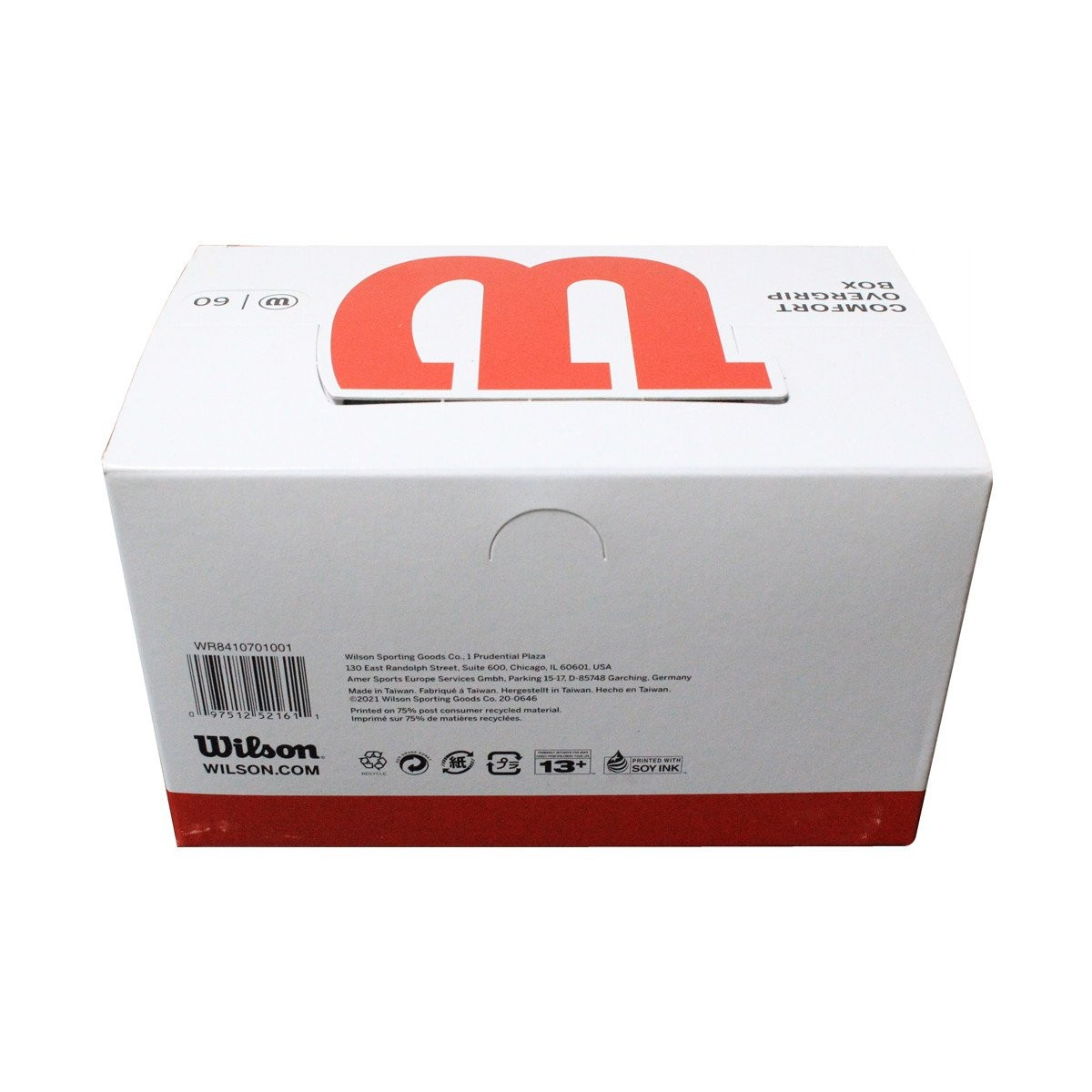Overgrip Wilson Ultra Wrap Comfort Misto - Com 60 Unidades