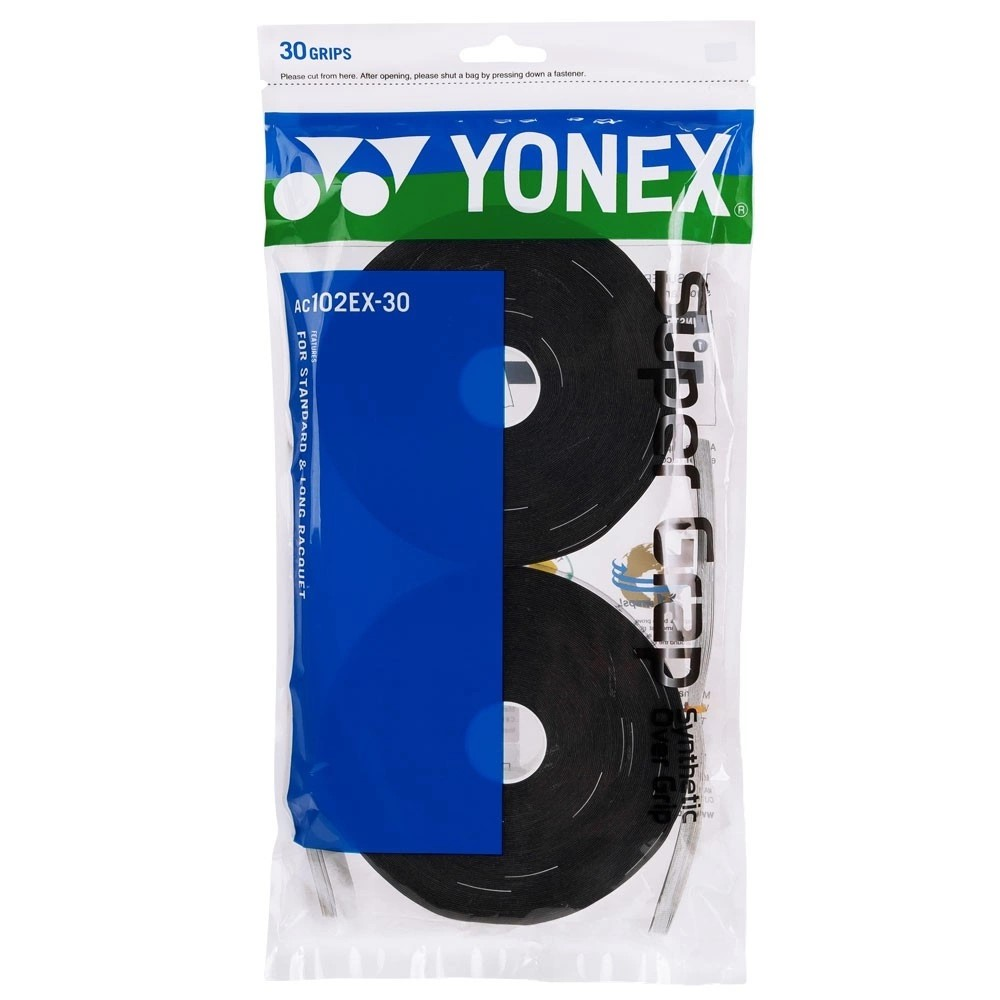 Overgrip Yonex Super Grap Com 30 Unidades