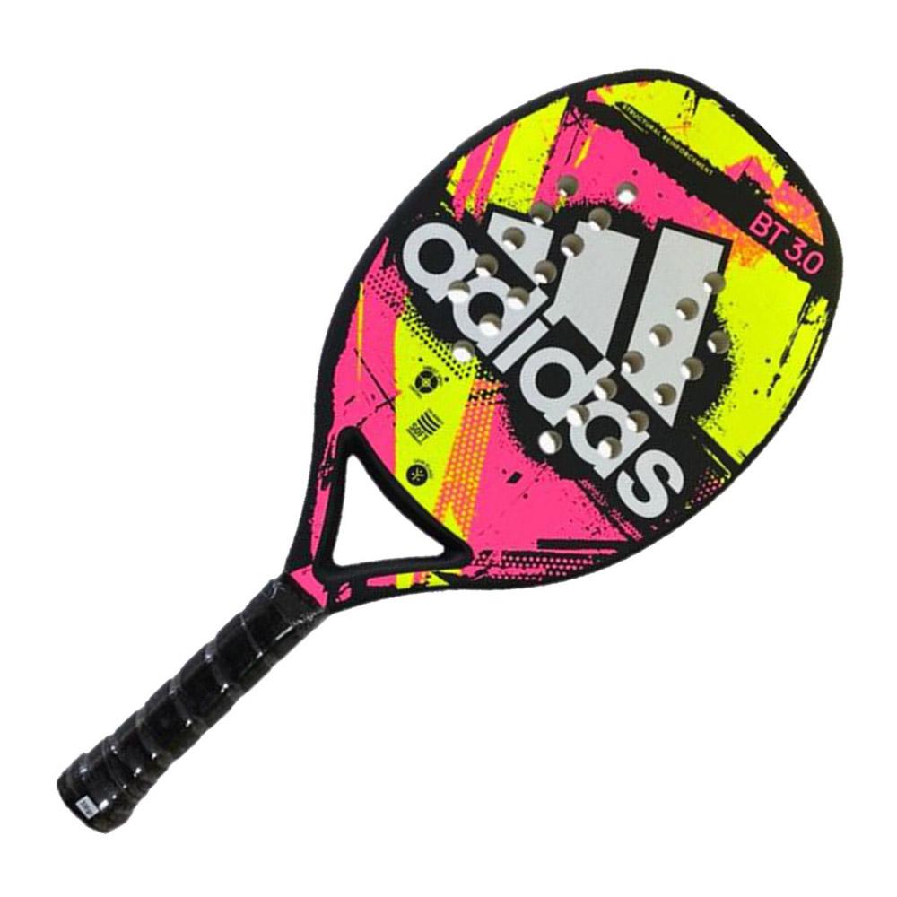Raquete de Beach Tennis Adidas BT 3.0 Rosa e Amarela