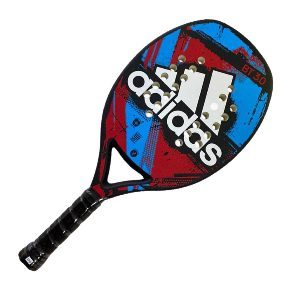 Raquete de Beach Tennis Adidas BT 3.0 Vermelha e Azul