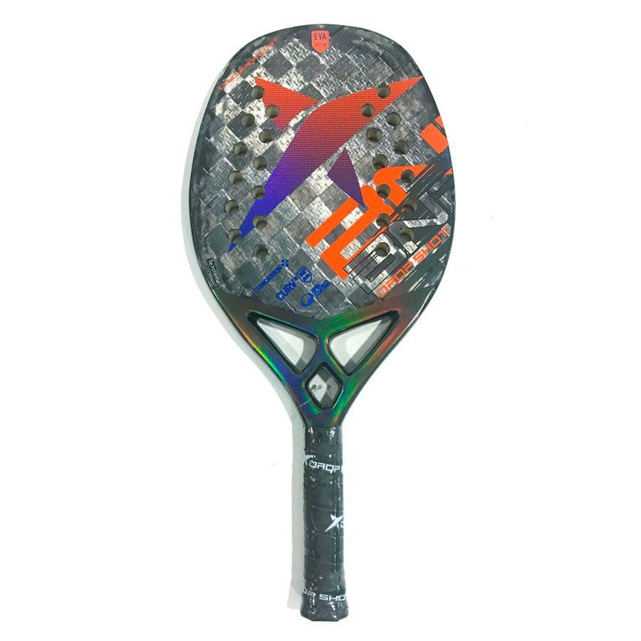 Raquete de Beach Tennis Drop Shot Conqueror BT 8.0