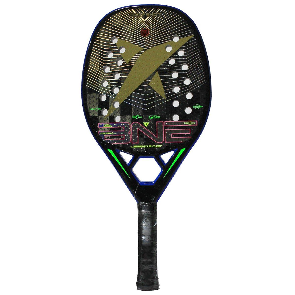 Raquete de Beach Tennis Drop Shot Legend 2.0
