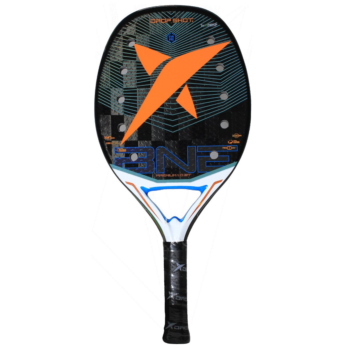 Raquete de beach tennis Drop Shot Premium 1.0