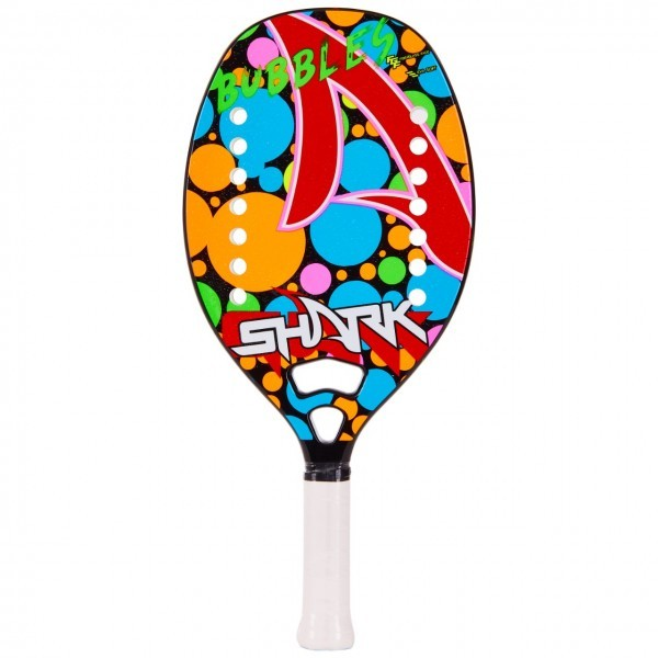 Raquete de Beach Tennis Infantil Shark Bubbles 2021