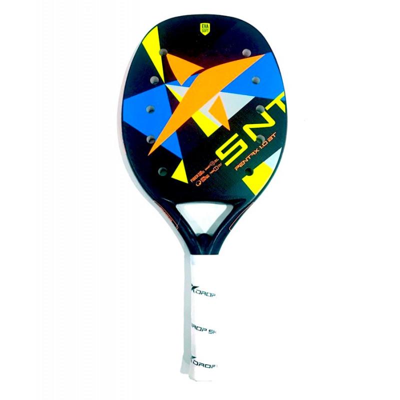 Raquete de Beach Tennis Drop Shot Pentax 1.0