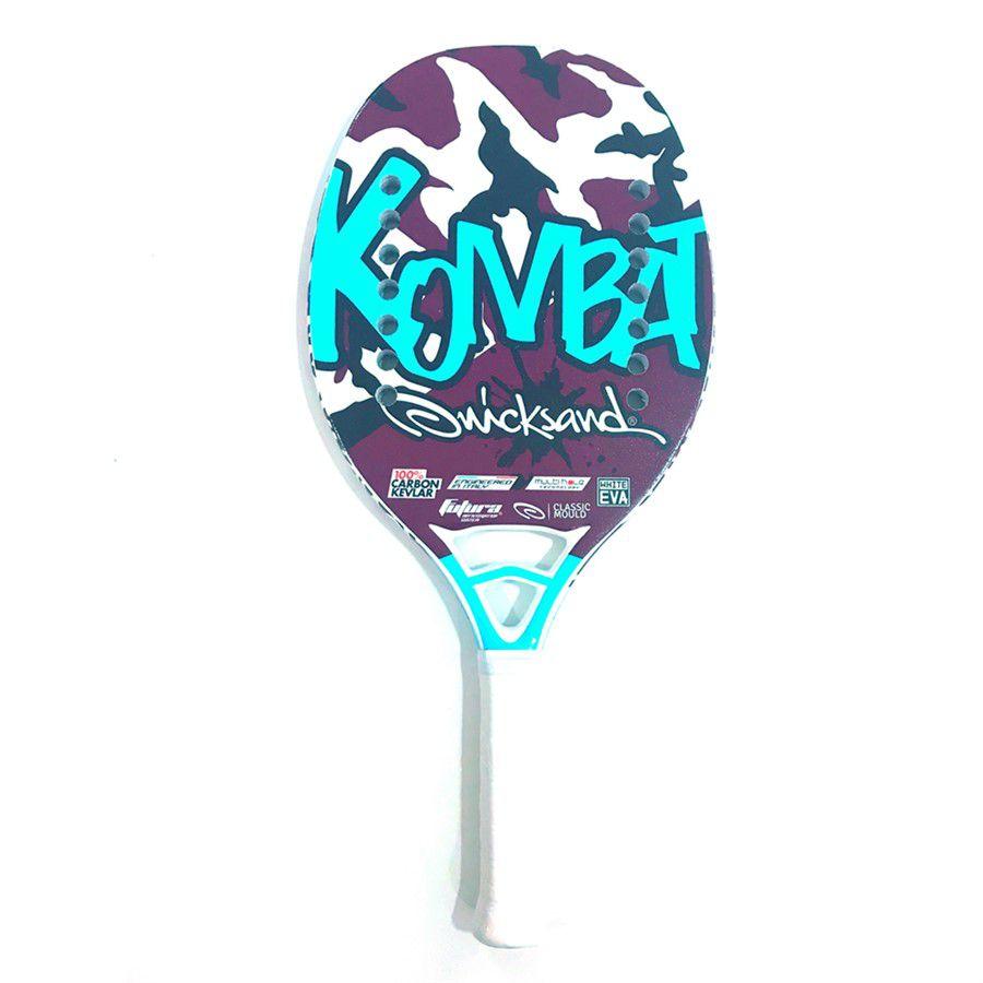 Raquete de Beach Tennis Quicksand Kombat 2020