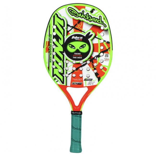 Raquete de Beach Tennis Quicksand Ninja Star 2021