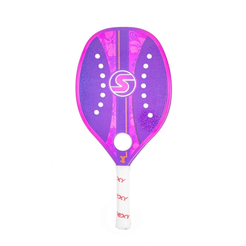 Raquete de Beach Tennis Sexy Sirf Purple