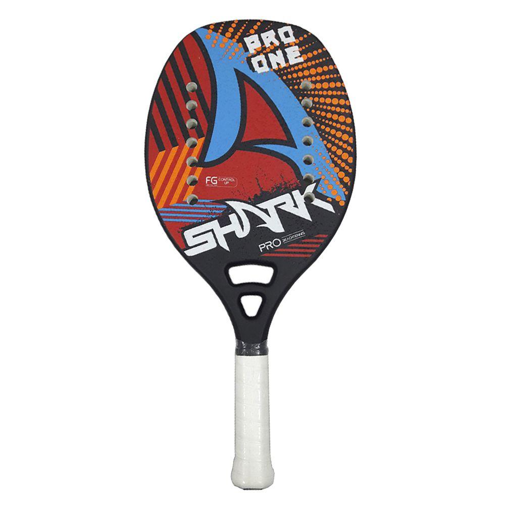 Raquete de Beach Tennis Shark Pro One 2020
