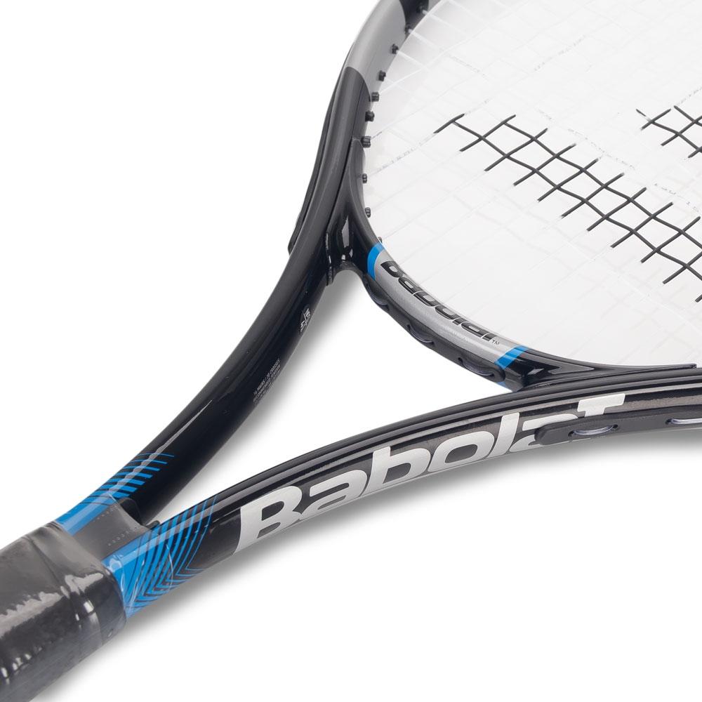 Raquete de Tênis Babolat Falcon Preto e Cinza