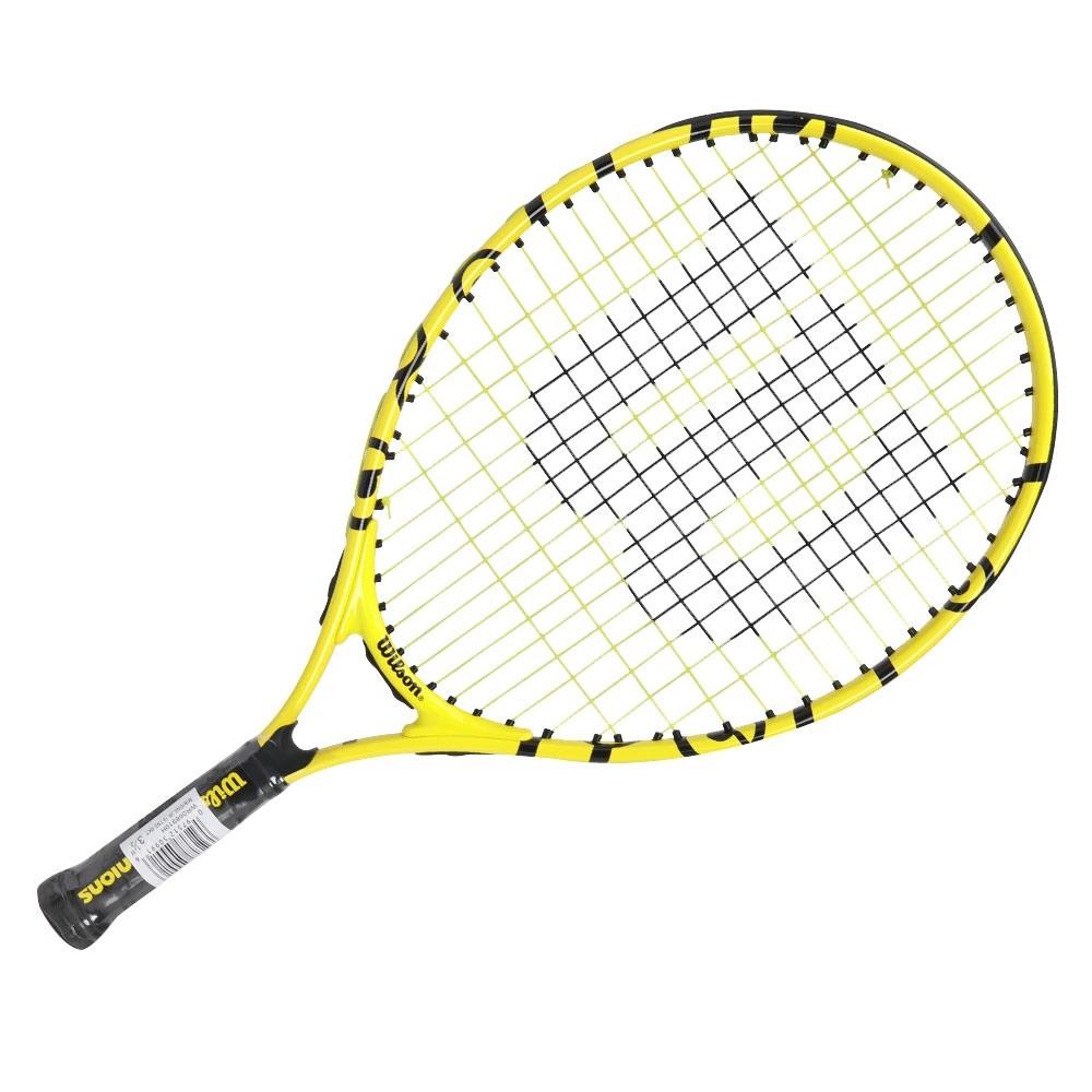 Raquete De Tênis Infantil Wilson Minions 19 2021