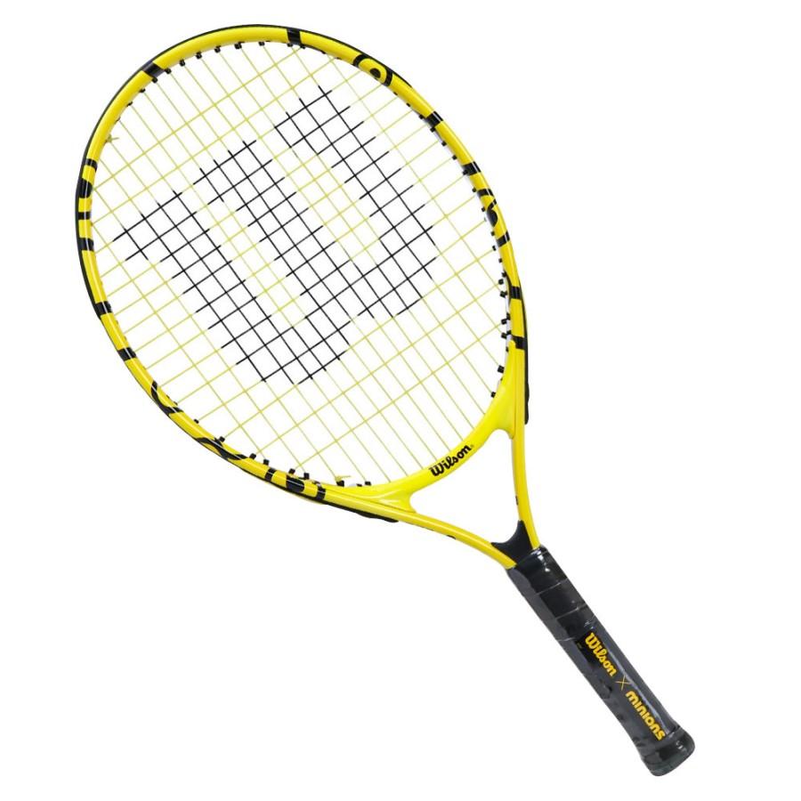 Raquete de Tênis Infantil Wilson Minions 23 - 2021