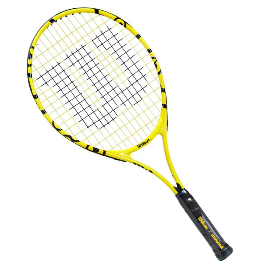 Raquete de Tênis Infantil Wilson Minions 25 - 2021