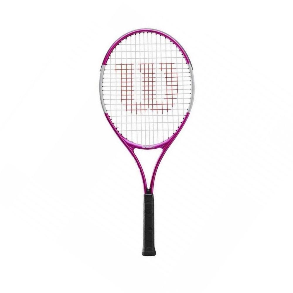 Raquete de Tênis Infantil Wilson Ultra Pink 25