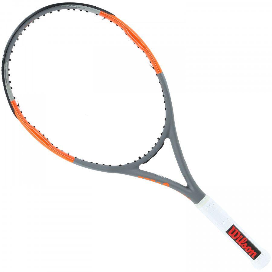 c10470faa Raquete de Tênis Wilson Burn 100 Team - Spinway Tennis e Beach Tennis ...