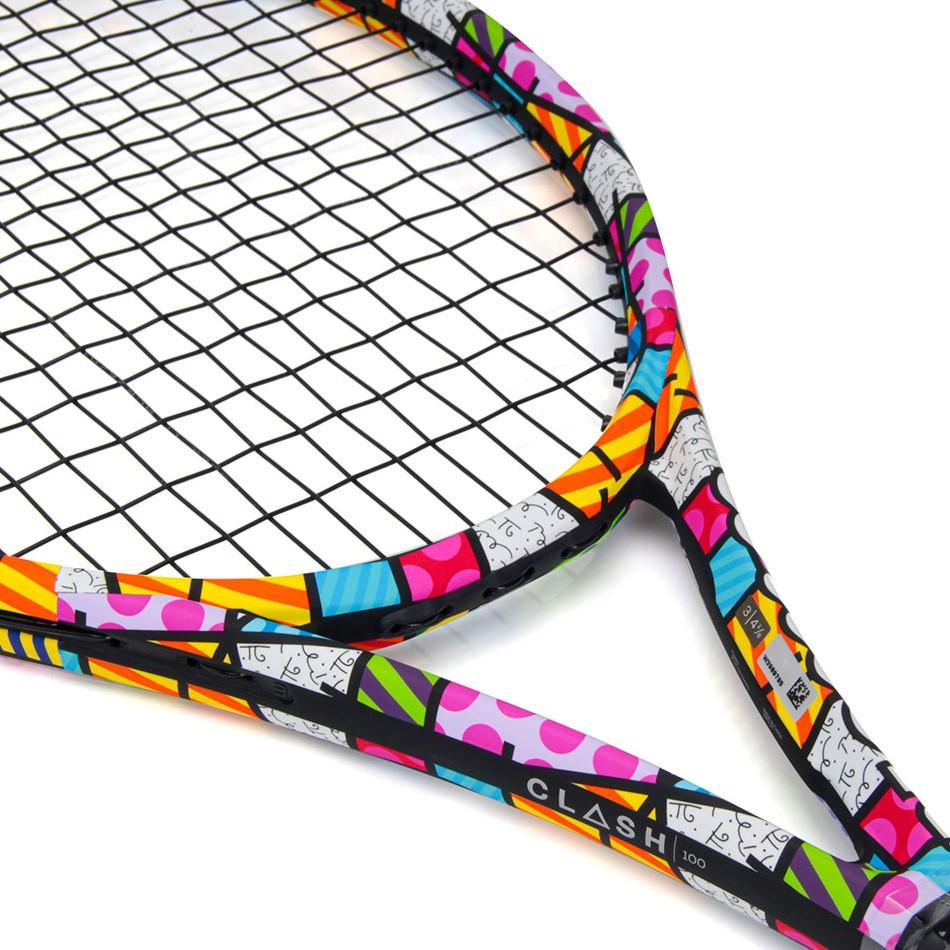 Raquete de Tênis Wilson Clash 100 Romero Britto