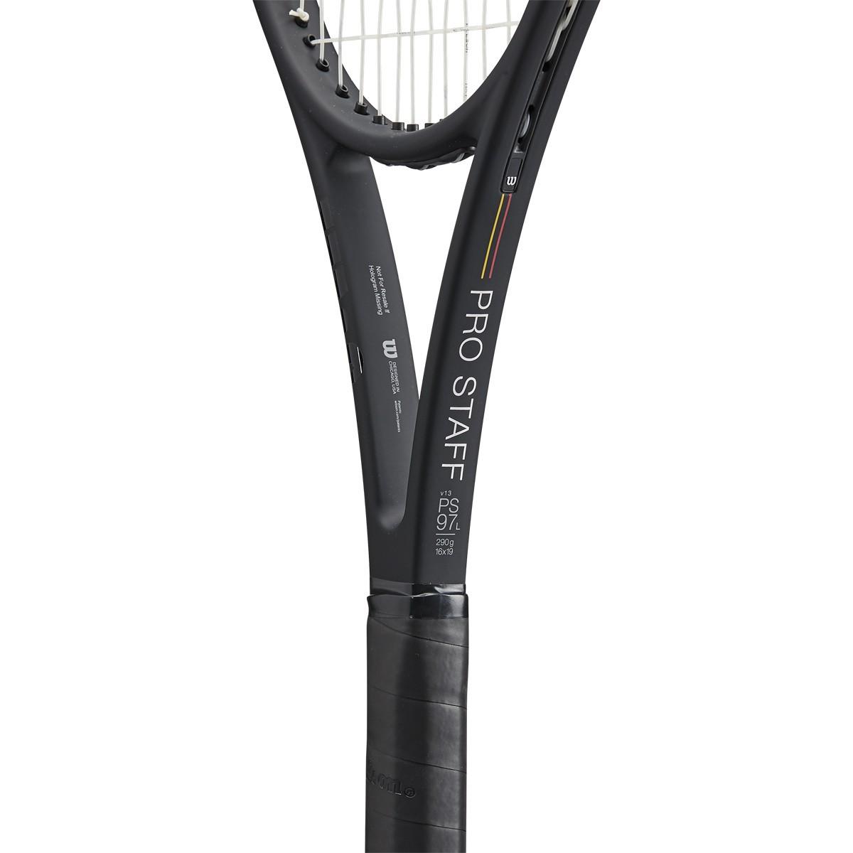 Raquete de Tênis Wilson Pro Staff 97L V13