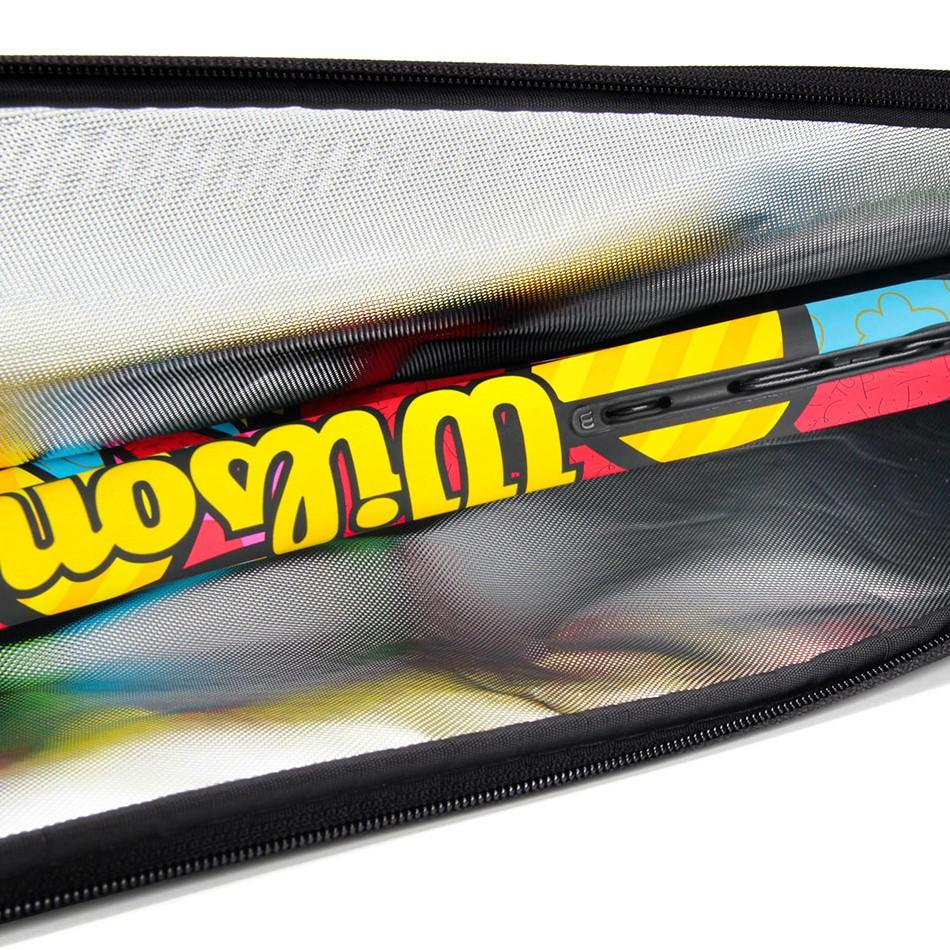 Raquete De Tênis Wilson Ultra 100 V3 Romero Britto