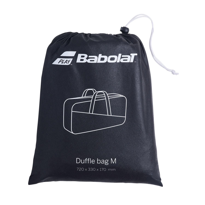 Raqueteira Babolat Duffle M Classic Preta