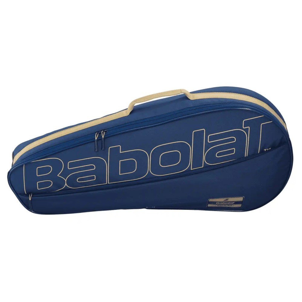 Raqueteira Babolat Holder Club X3 - Marinho
