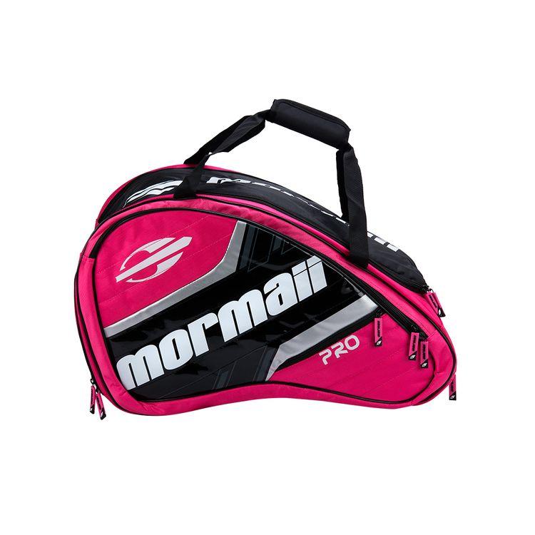 Raqueteira de Beach Tennis Mormaii Pro Rosa - 2020