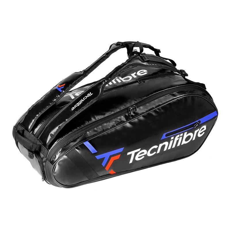 Raqueteira Tecnifibre Tour Endurance 12R Preta