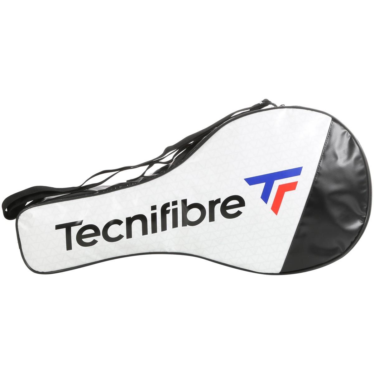 Raqueteira Tecnifibre Tour RS Endurance 4R Branco e Preto