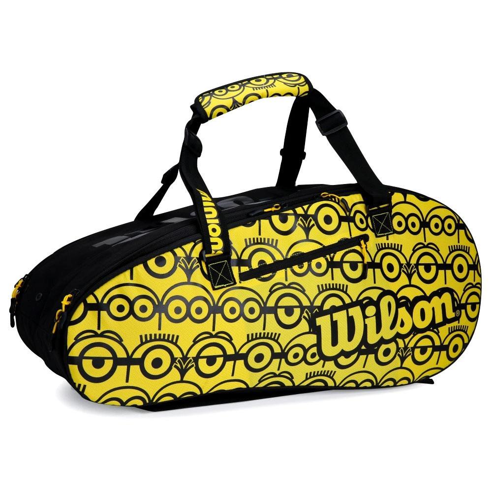 Raqueteira Wilson ESP Minions Tour X12
