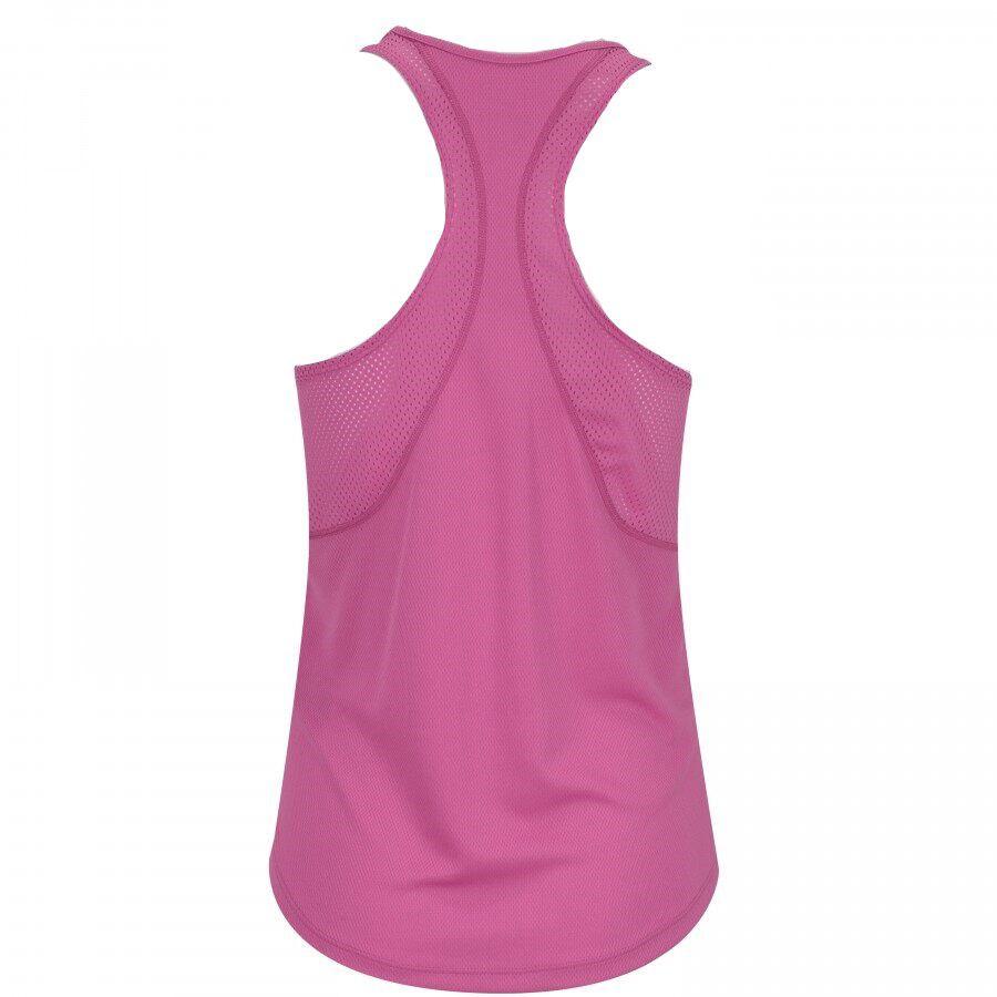 Regata Nike Dry Fit Tank Run Rosa