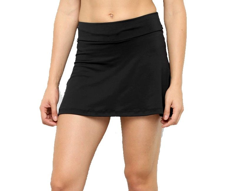 Saia Shorts Asics Core Pa Ss Tee Preta