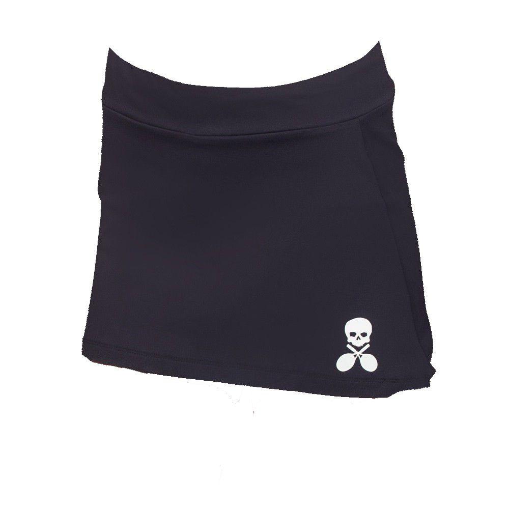 Saia Shorts Bones Original Tennis Preta